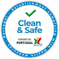 Empresa com Selo Clean & Safe