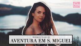 """""""A Maria Vaidosa"""" visitou os Açores e mostra-nos tudo neste fantástico vídeo"""