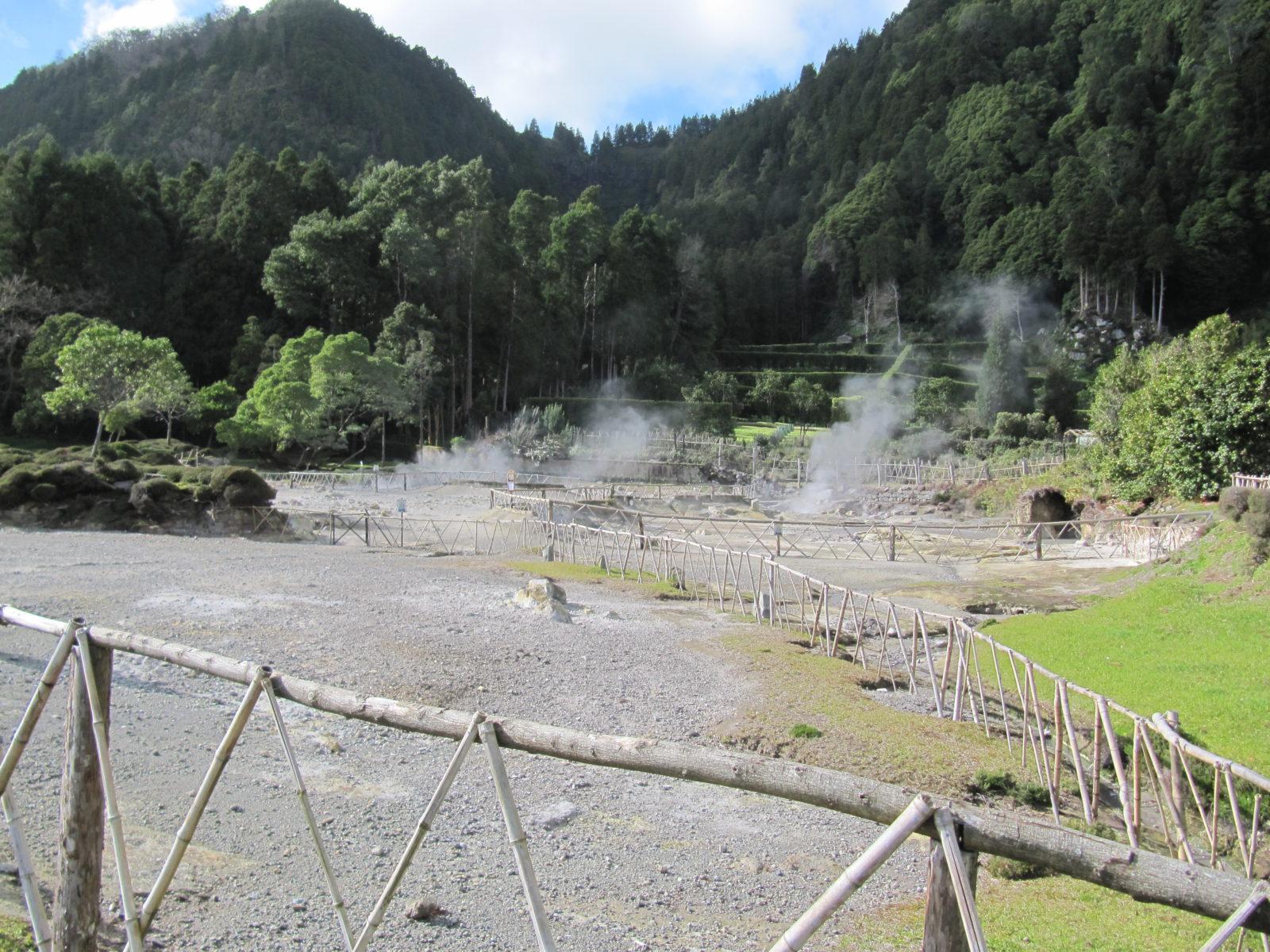 Caldeiras da Lagoa das Furnas, São Miguel - Açores