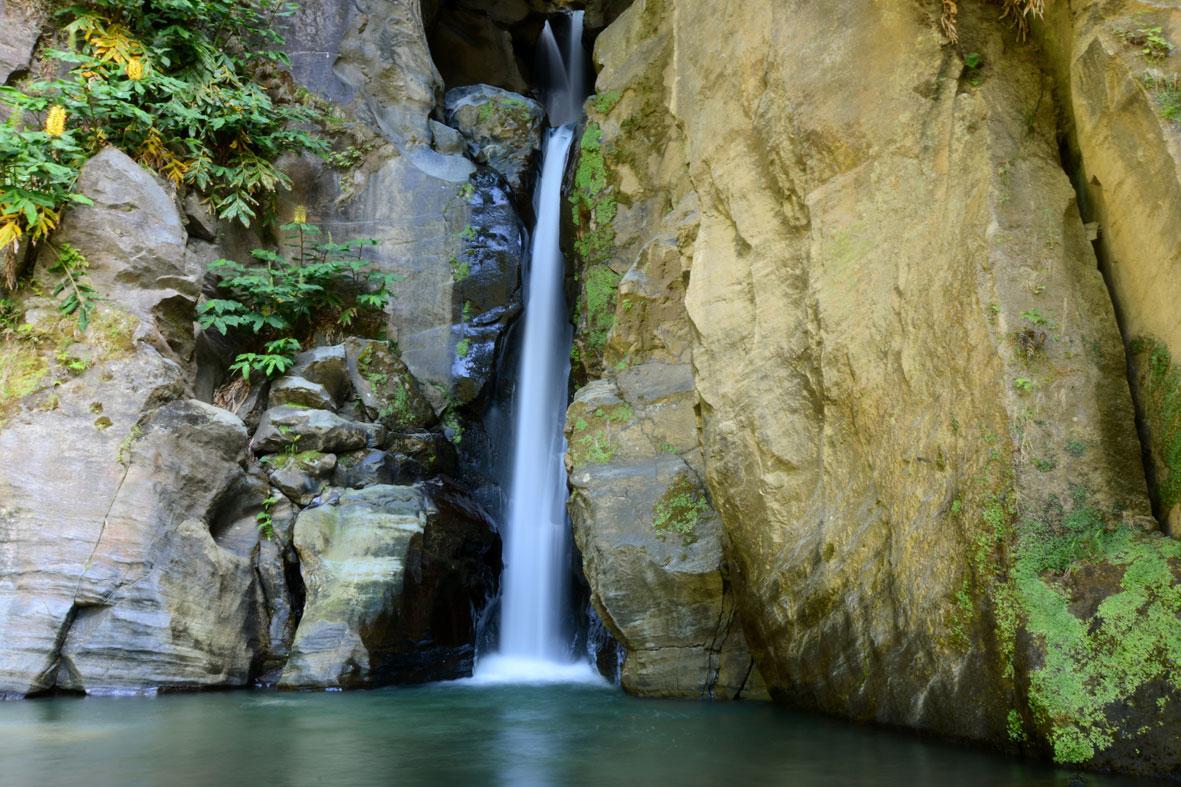 Cascata do Salto do Cabrito - Ribeira Grande, São Miguel - Açores