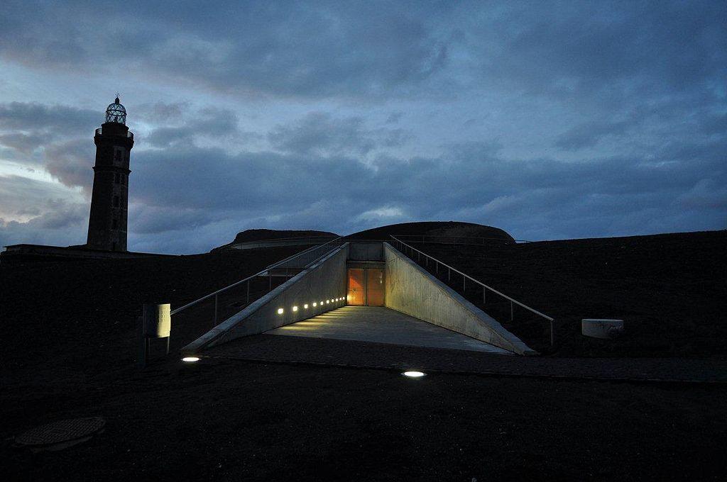 Centro de Interpretação Vulcão Capelinhos - Faial