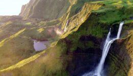 Imagens nunca antes vistas da Ilha das Flores, considerada a ilha mais bela dos Açores