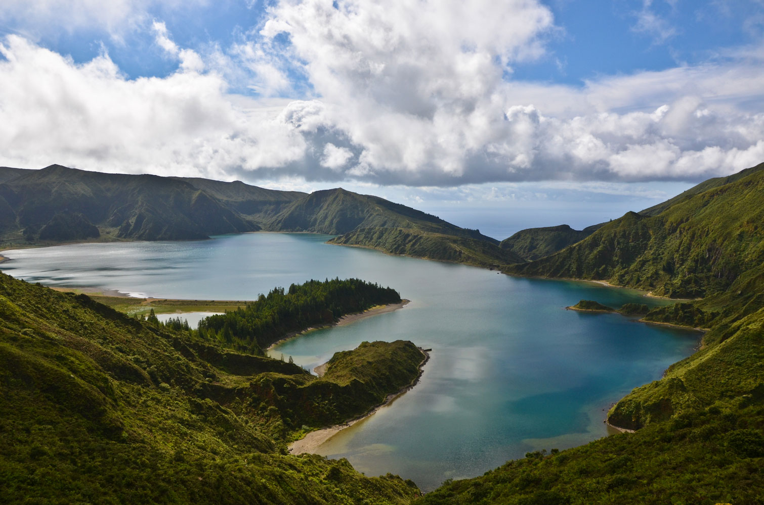 Lagoa do Fogo, São Miguel - Açores