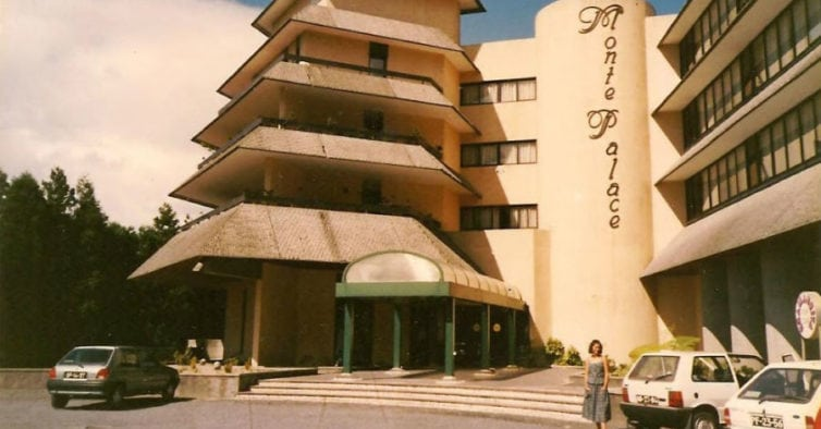 Hotel Monte Palace 1989