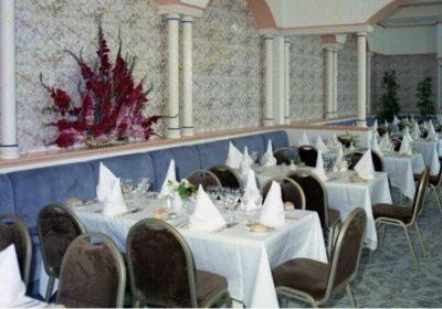 Hotel Monte Palace antigamente - São Miguel, Açores