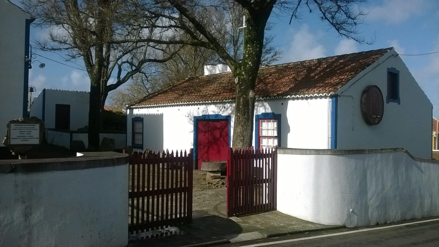 Museu do Vinho dos Biscoitos - Terceira, Açores