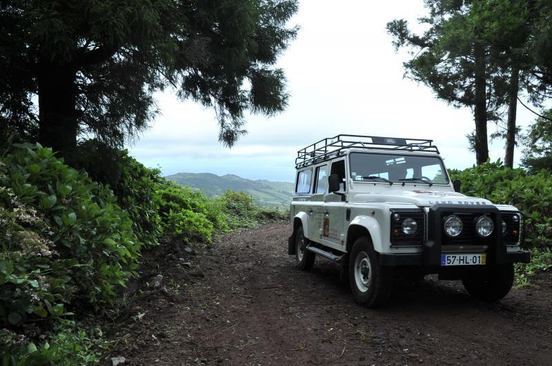 Passeio de Jipe - Ilha do Faial - Açores
