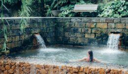 Poça Dona Beja - Furnas - São Miguel - Açores