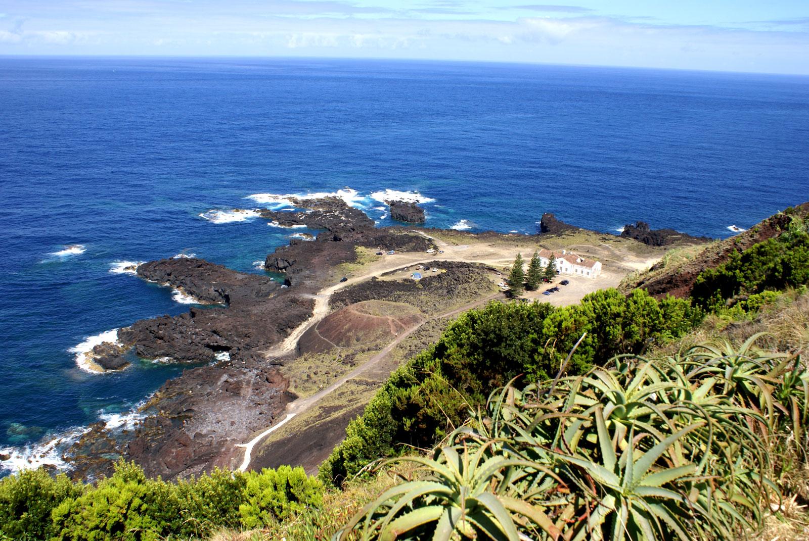 Ponta da Ferraria, São Miguel - Açores