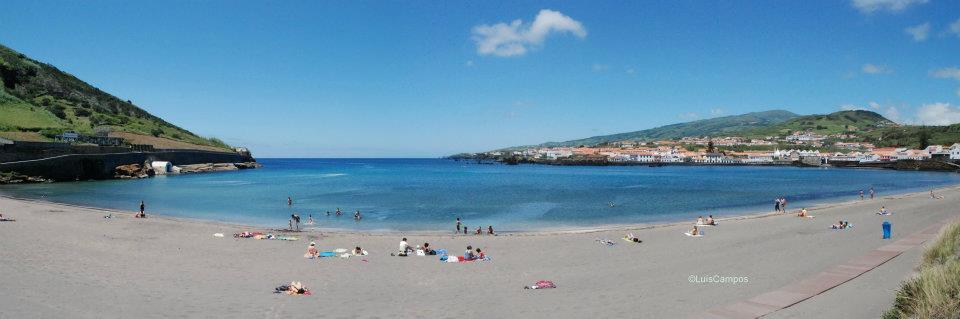 Praia de Porto Pim - Faial