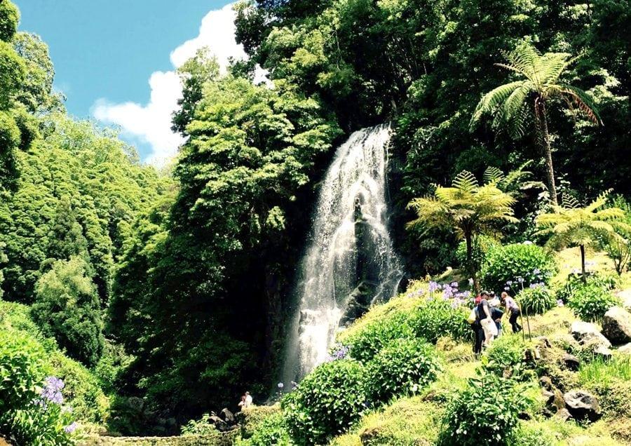 Ribeira dos Caldeirões - Achada - São Miguel, Açores