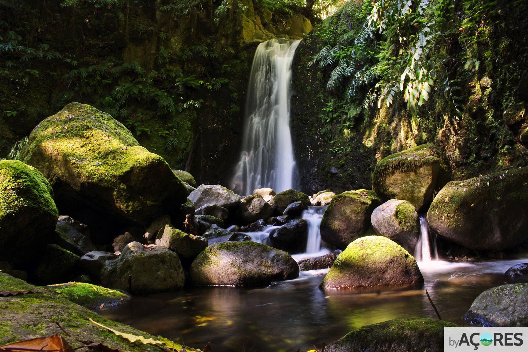 Salto do Prego - Sanguinho - Faial da Terra, São Miguel, Açores