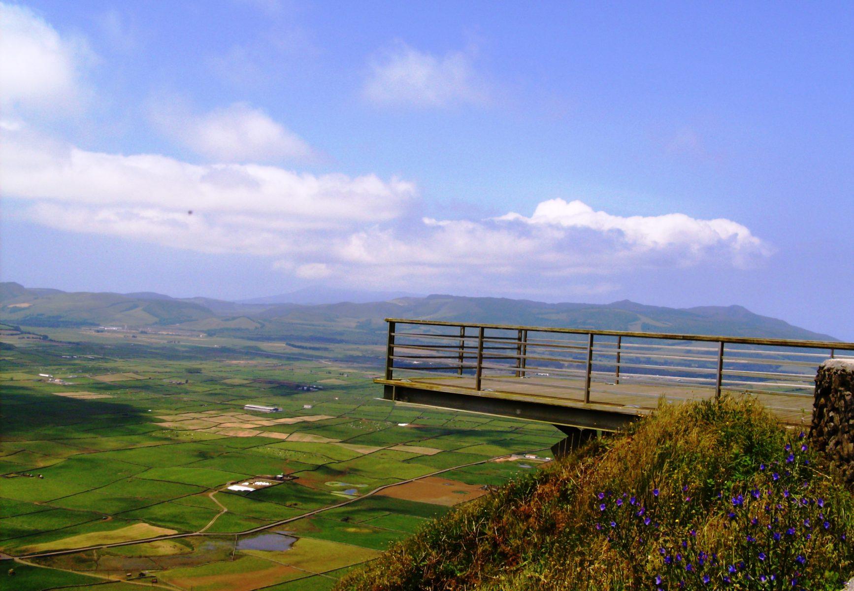 Serra do Cume (Miradouro) - Terceira, Açores
