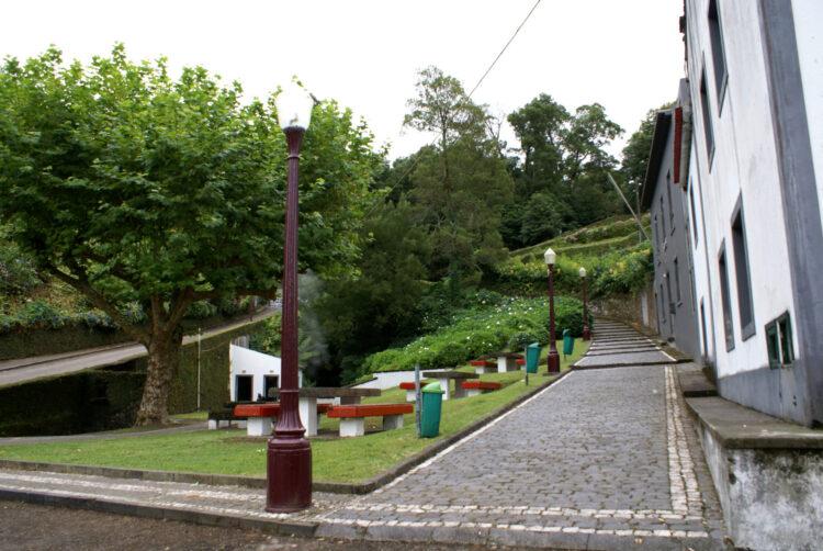 Termas das Caldeiras da Ribeira Grande, São Miguel - Açores