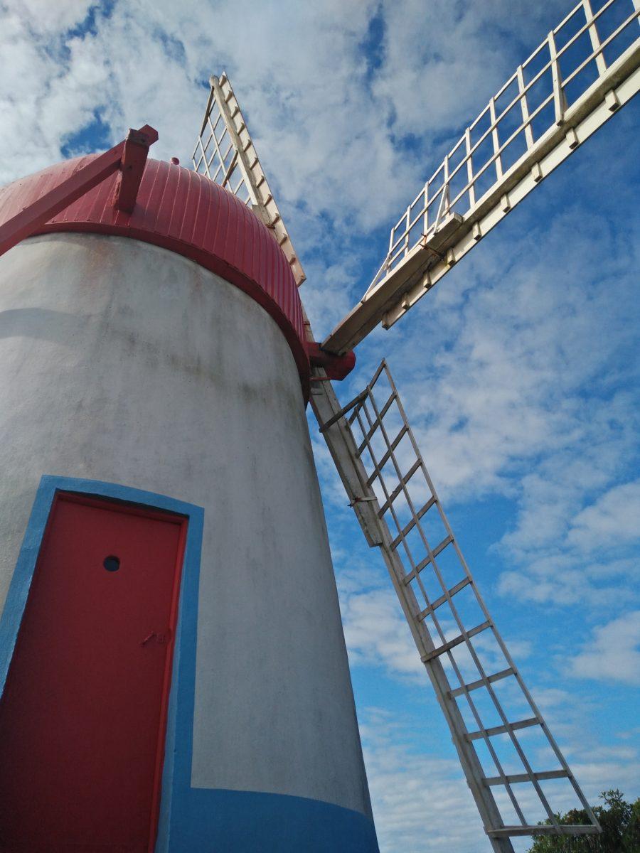 Moinho de vento – Graciosa