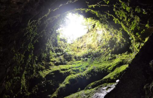 Gruta do Algar do Carvão – Ilha Terceira