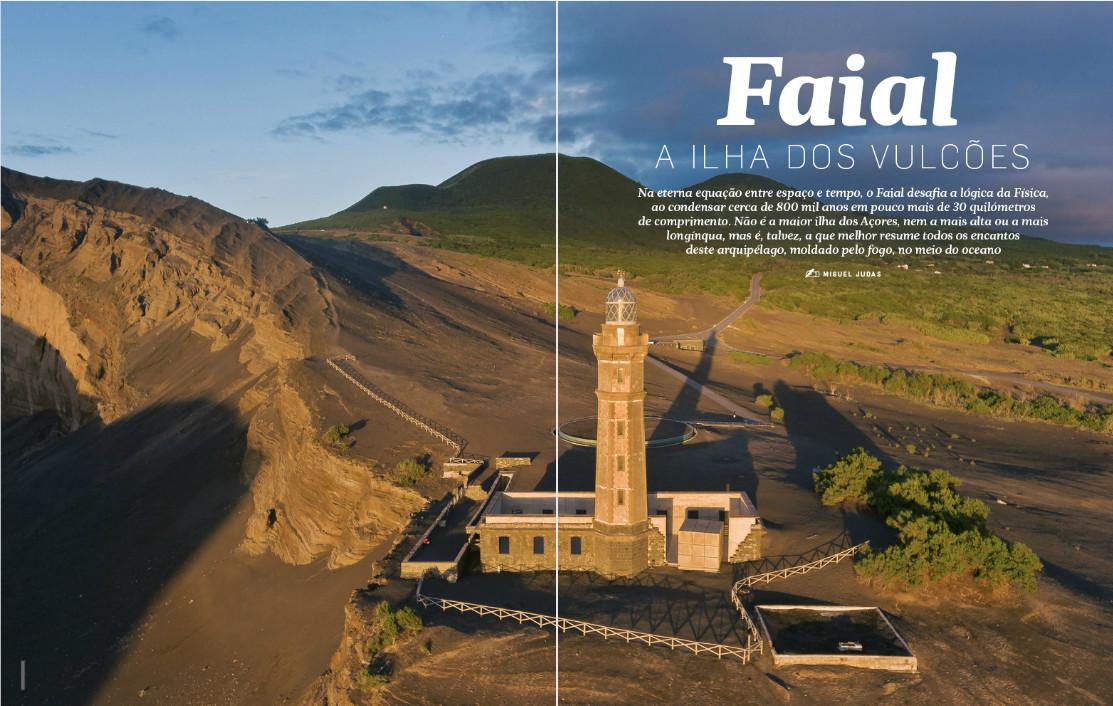 Faial - Revista Visão - Açores