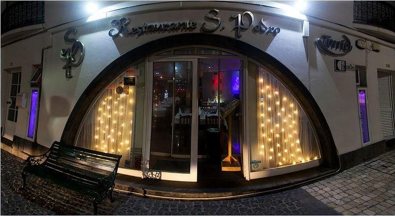 Restaurante São Pedro - Ponta Delgada - São Miguel, Açores
