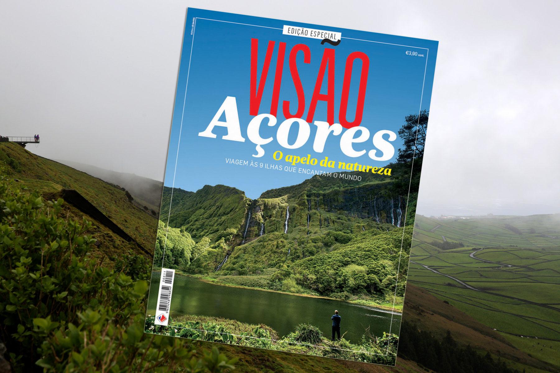 Viagem às 9 ilhas que encantam o Mundo – Edição Especial Visão