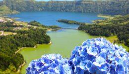 Lagoa das Sete Cidades, Ilha de São Miguel - Açores