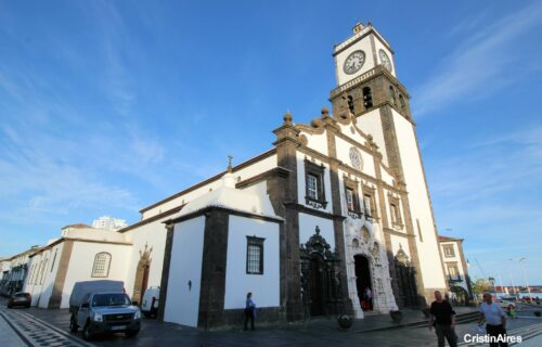 Igreja da Matriz, Ponta Delgada
