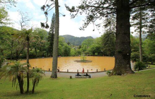 Parque Terra Nostra