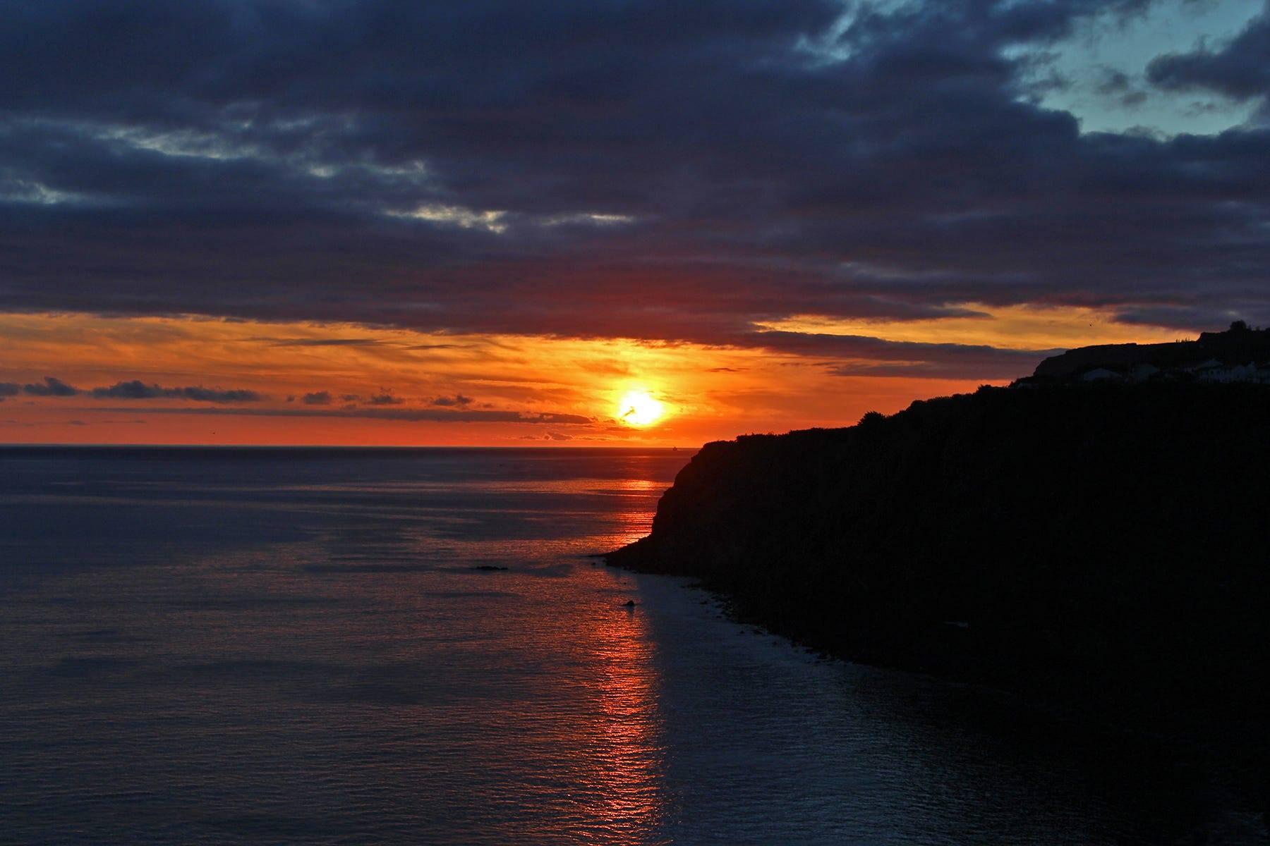 Pôr do Sol – Relva (São Miguel)