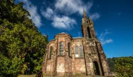 Capela de Nossa Senhora das Vitórias - Furnas - São Miguel, Açores