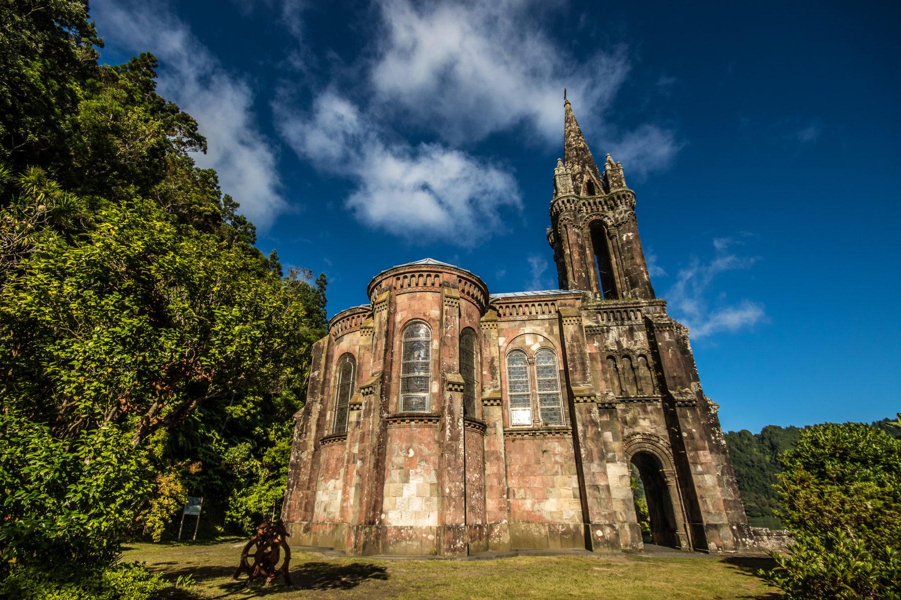 Capela Nossa Senhora das Vitórias – Furnas