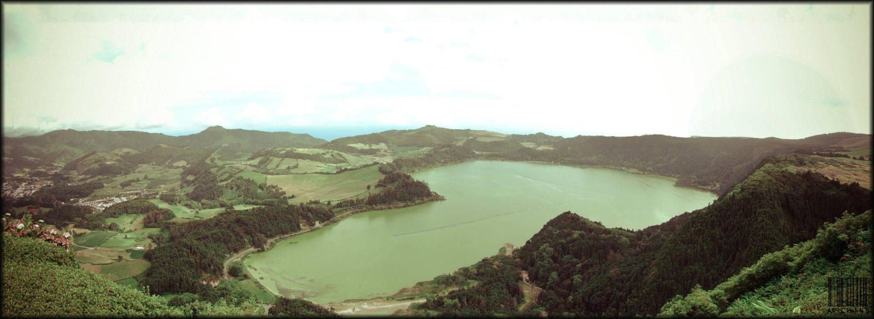 Lagoa das Furnas – Miradouro Pico do Ferro
