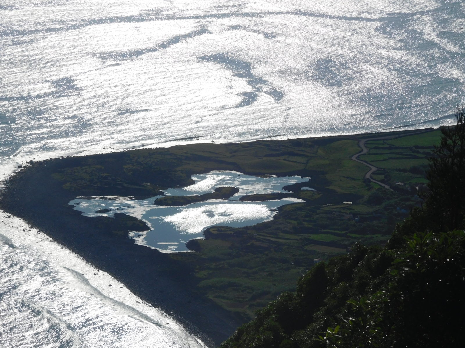 Fajã dos cubres! Ilha de S.jorge,Açores.