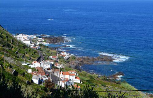 Pitoresca freguesia da Maia, Ilha de Santa Maria