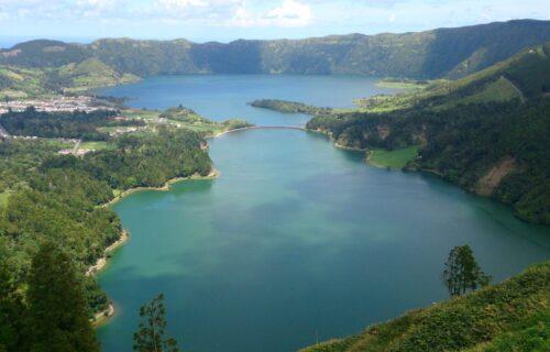 Lagoa Azul e Lagoa Verde (Sete Cidades)