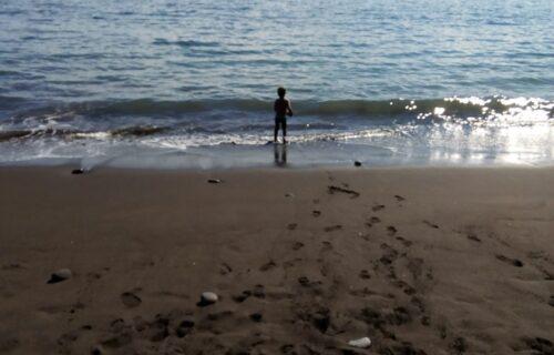 Praia, Fajã de São João