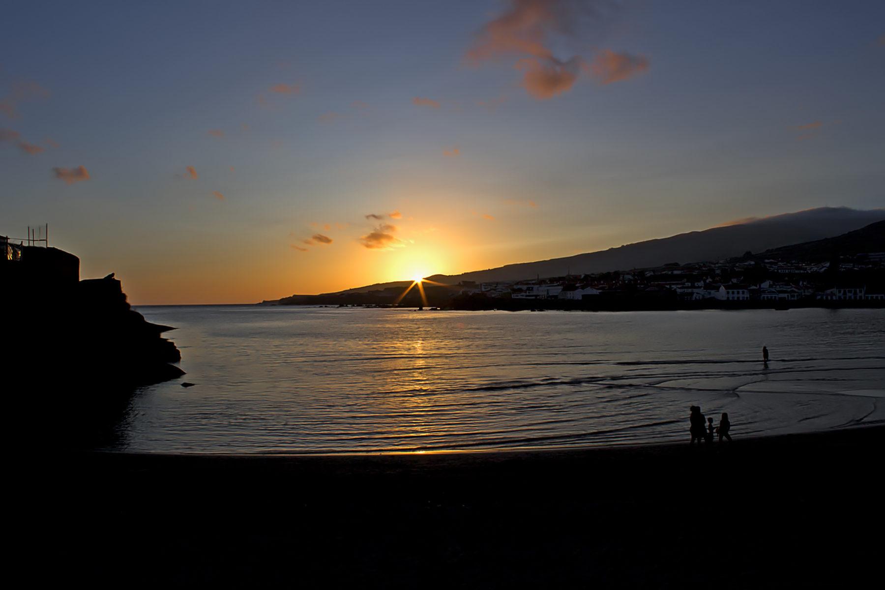 Sunset Porto Pim