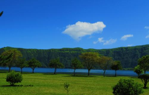 Lagoa Azul, Sete Cidades