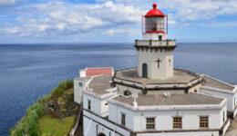 Farol da Ponta do Arnel - Nordeste - São Miguel, Açores