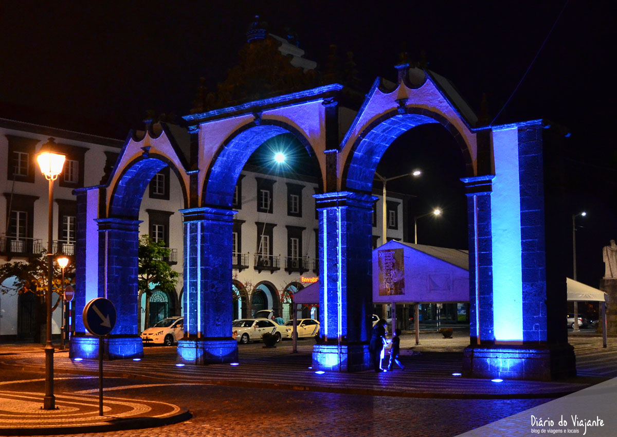 Portas da Cidade, Ponta Delgada