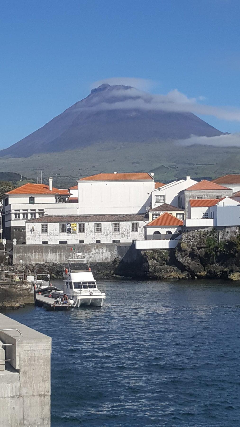 Pico island