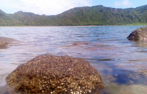 Lagoa do Fogo, Água D' Alto