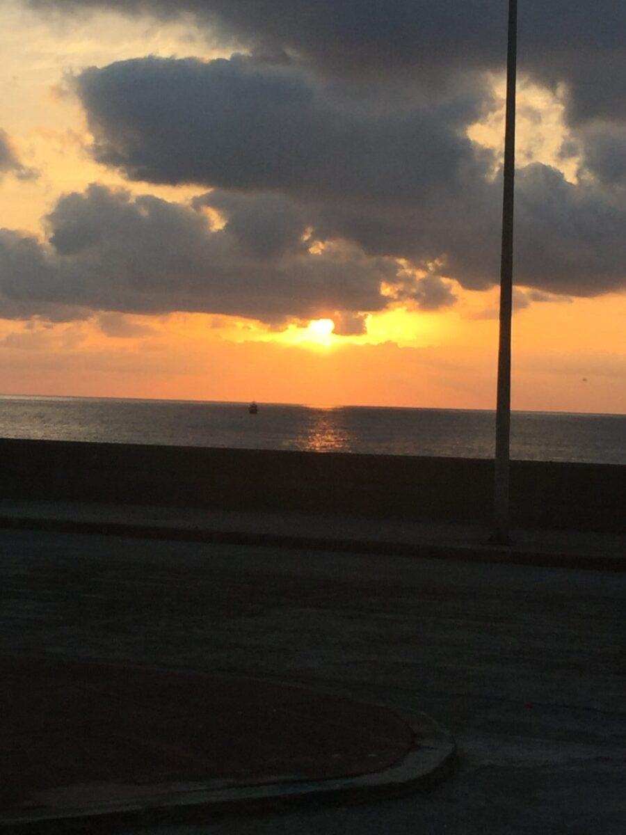 Sunset Ribeira Quente