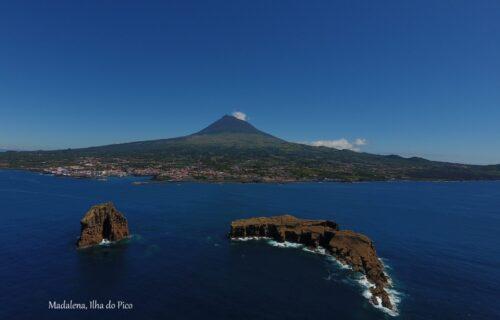 Ilhéus e Madalena Ilha do Pico