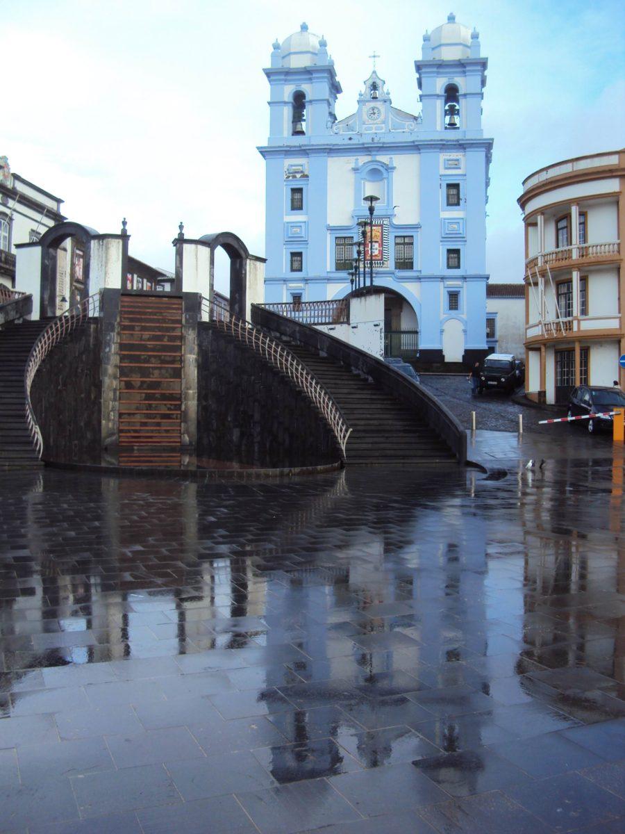 Dia molhado em Angra