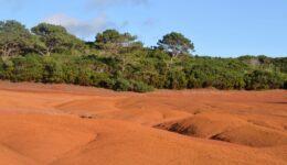 """Barreiro da Faneca, """"Deserto Vermelho"""" dos Açores – Santa Maria"""