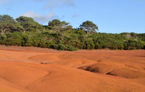Deserto Vermelho dos Açores