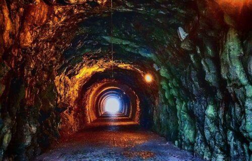 Túnel da Caldeira
