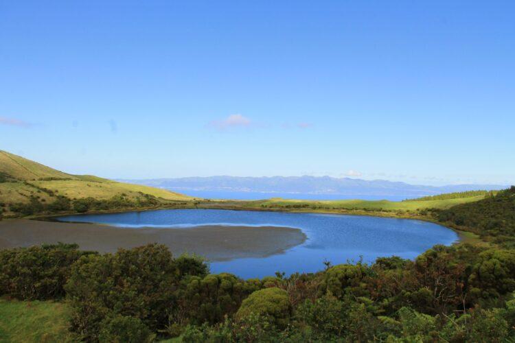 Lagoa do Caiado - Ilha do Pico - Açores