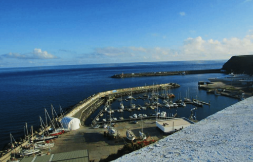 Marina de Vila do Porto