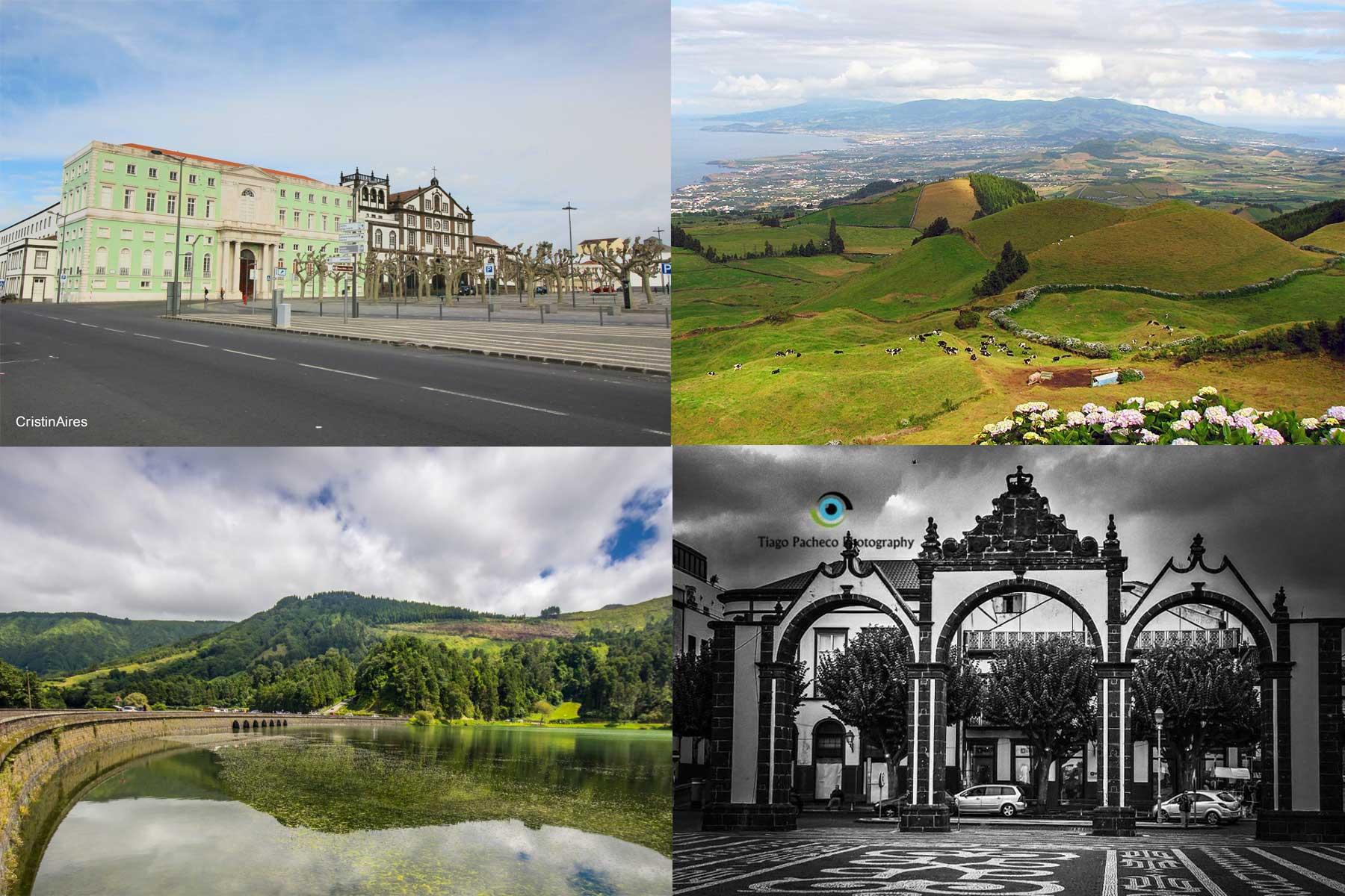 Ponta Delgada - Pontos de interesse e locais a visitar