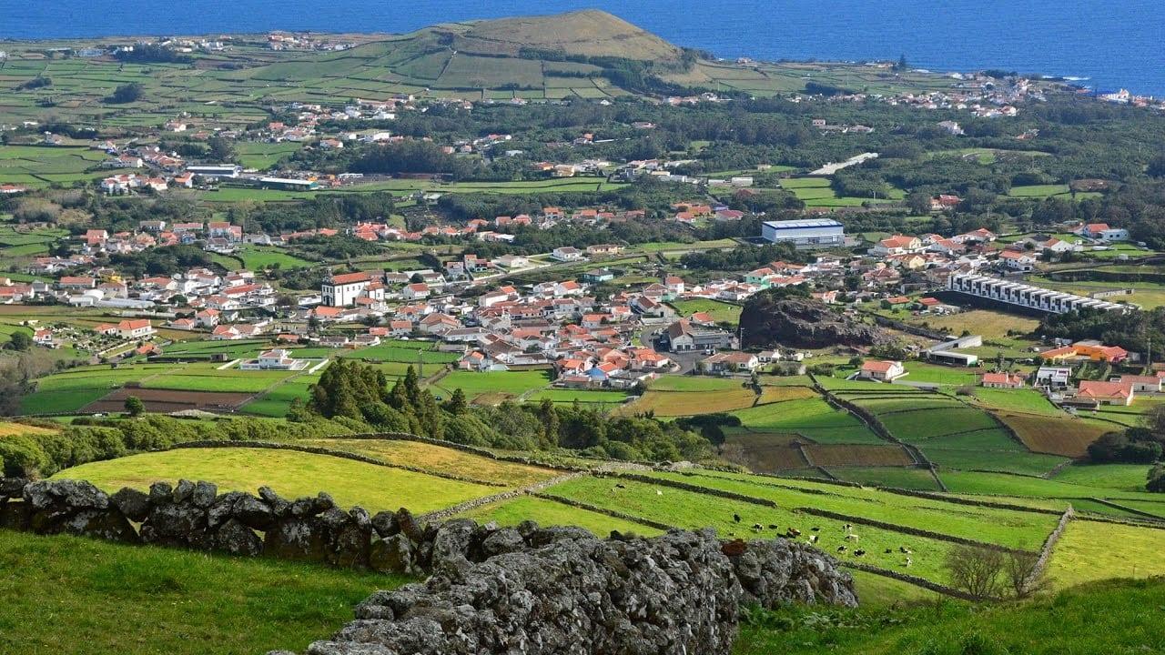 Imagens arrepiantes da Ilha Terceira